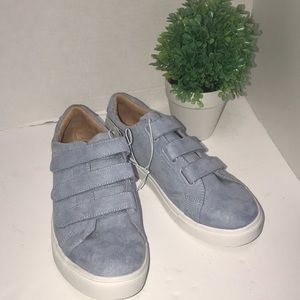 Shoes - Whitney Triple-strap Sneakers Blue New